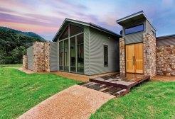High Country custom home