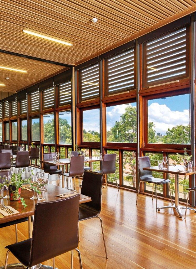 Boon Wurrang Cafe at Australia Gardens