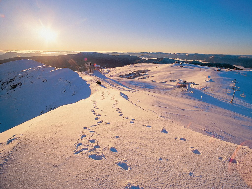 Mt Buller Ski Resort, Victoria
