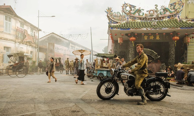 Filmed in Malaysia and Penang, exotic locations are key to its visual energy
