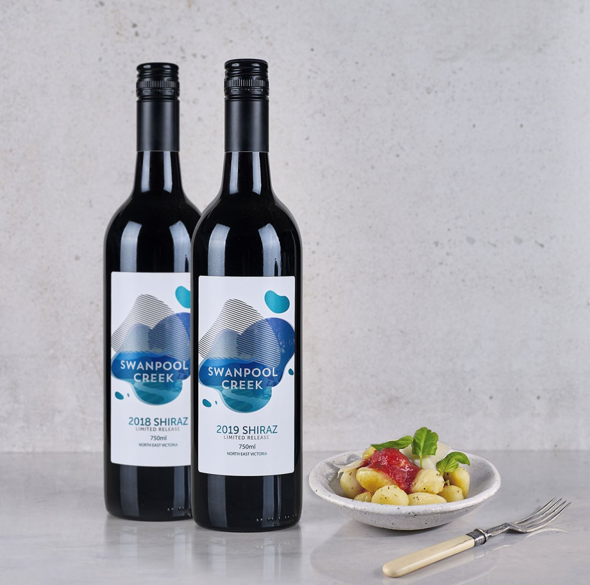 The Swanpool Creek Shiraz pair that's leading the local pack
