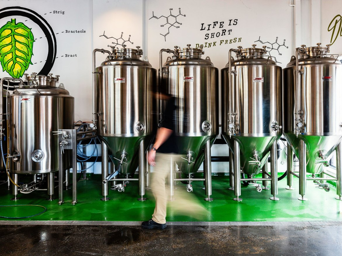 The new Collingwood Beer Trail launches