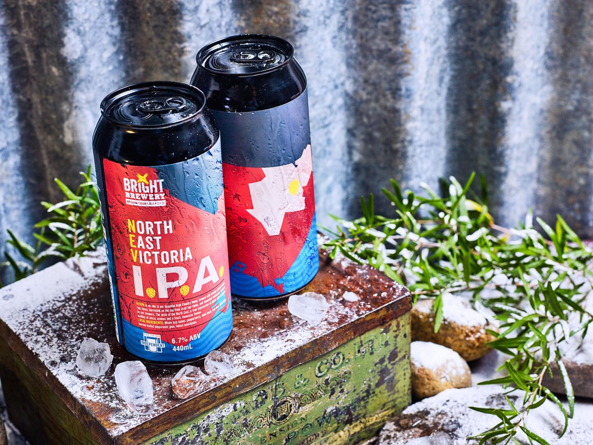 Bright Brewery's North East IPA