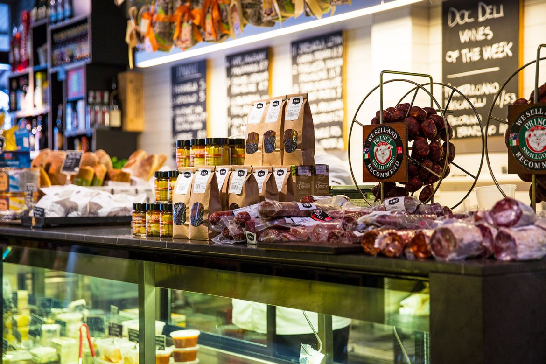 Multicultural Melbourne has an extensive list of European delis