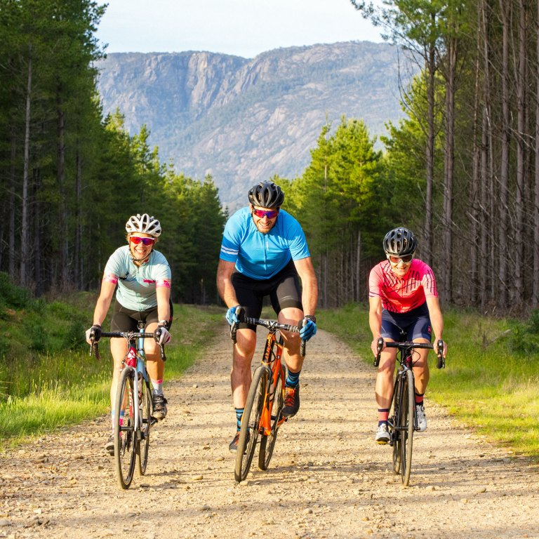 Cycling High Country Victoria