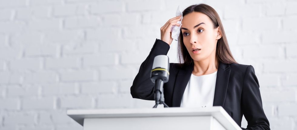 Have You Ever Lost Your Power When Speaking?