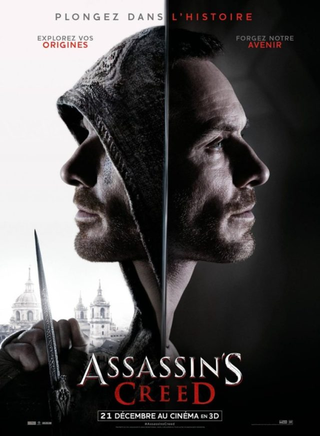 assassin's creed affiche officielle française