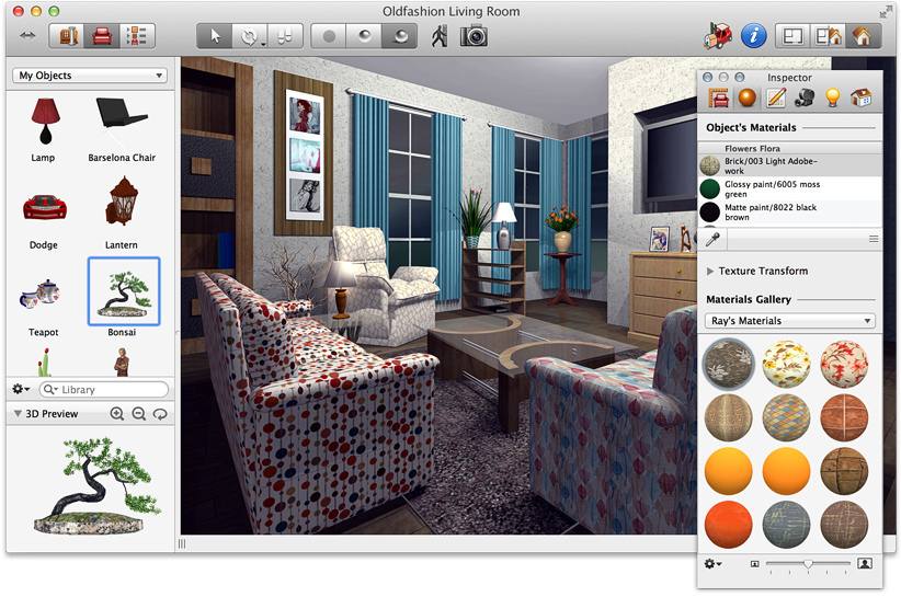 Top cad software for interior designers review for Top interior design software