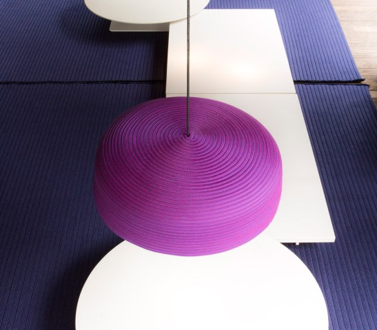 Taiki lamp from Paola Lenti
