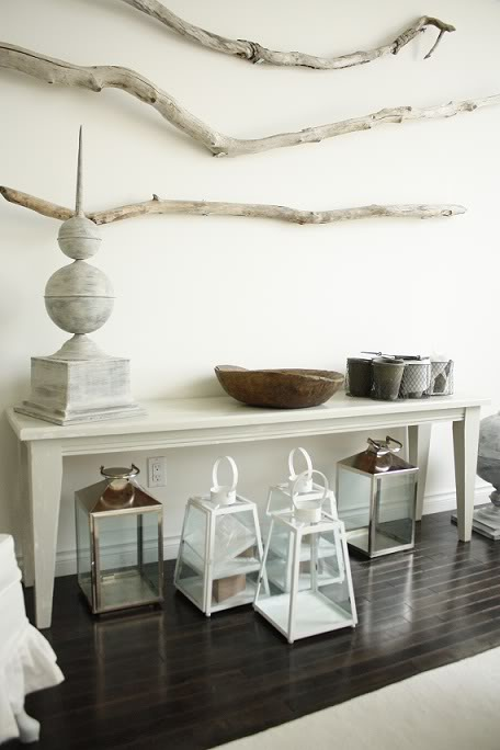 7 Diy Ideas Of Decorating With Dry Branches L Essenziale