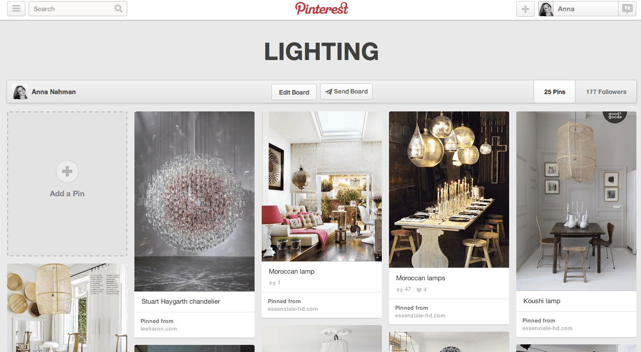 Pinterest Is Also A Great Marketing Tool U2013 Pinning Images From Your Own  Website Will Drive Additional Traffic.