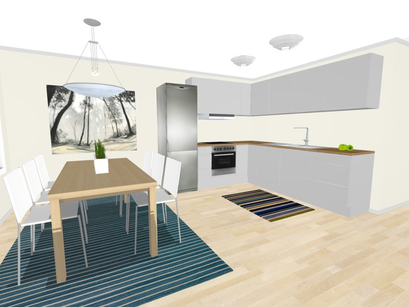 RoomSketcher-Free- kitchen-dining-3d-model