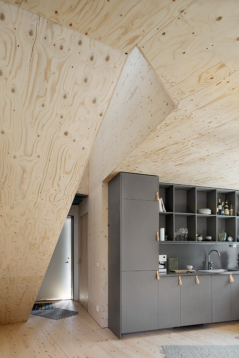 Essential Trend Decorating With Plywood L Essenziale