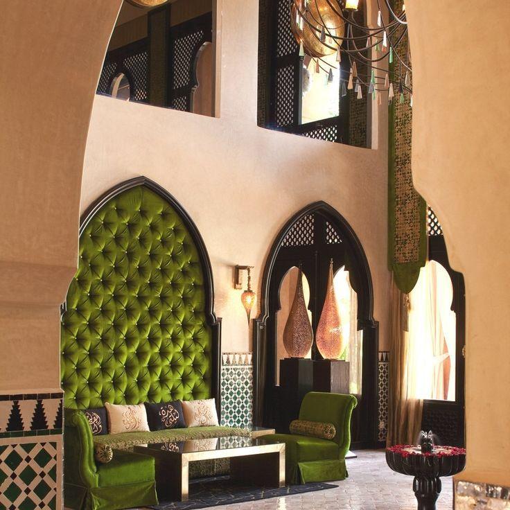 Arabic Style Interiors - L' Essenziale