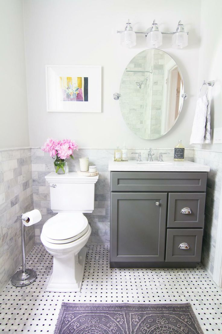 These days more and more homeowners prefer to invest in contemporary bathroom vanity which can easily fit in both the small and big bathrooms. & Great Bathroom Vanity Ideas For Small Bathrooms