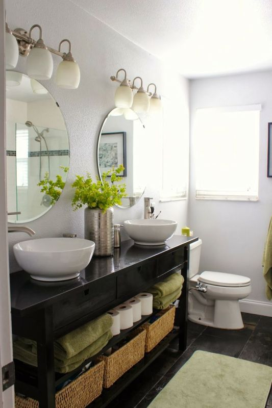 Great Bathroom Vanity Ideas For Small Bathrooms