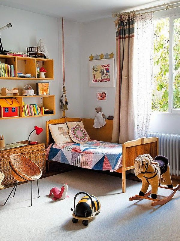Room Design For Kid: Important Rules To Keep When Decorating A Kid's Bedroom