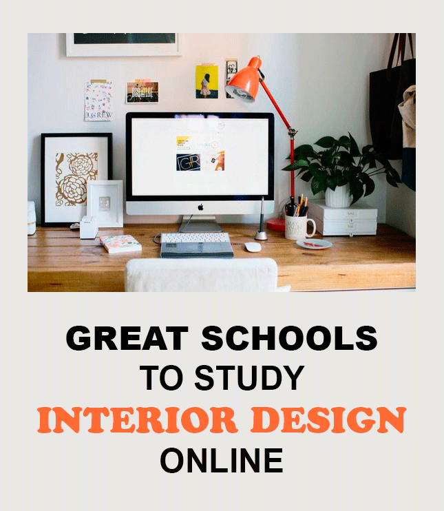 6 great schools to study interior design online l 39 essenziale