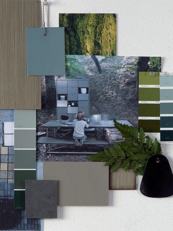 interior design moodboards