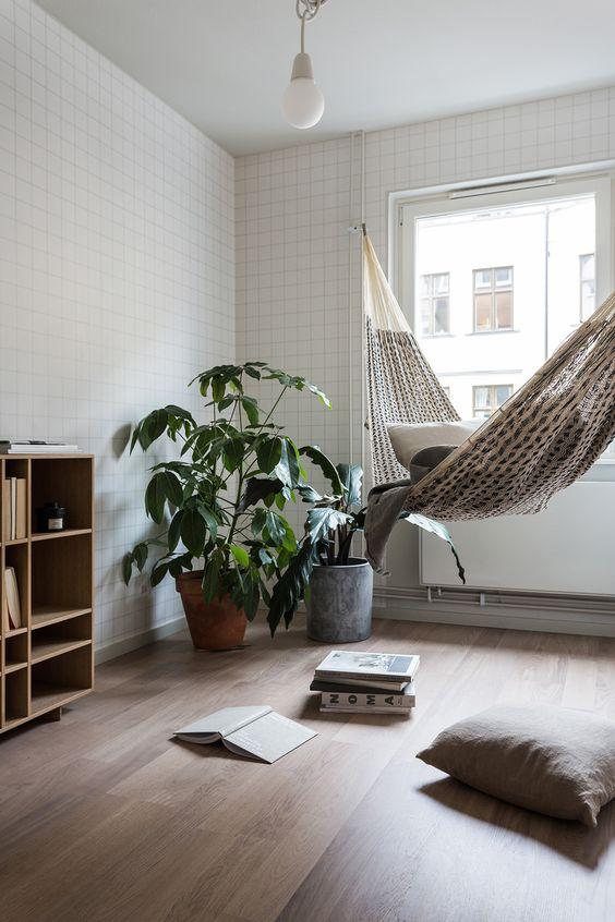 relaxing nook