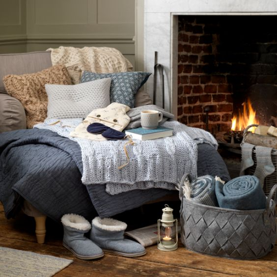 Creating The Perfect Winter Sanctuary With The Danish