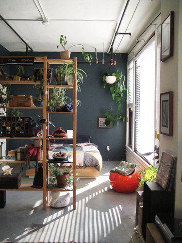 bedroom studio apartment