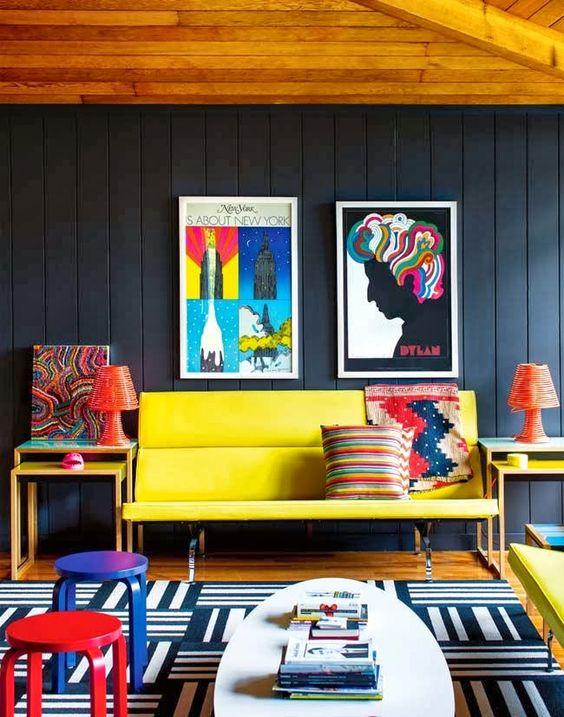 pop art - Interior Design Pop