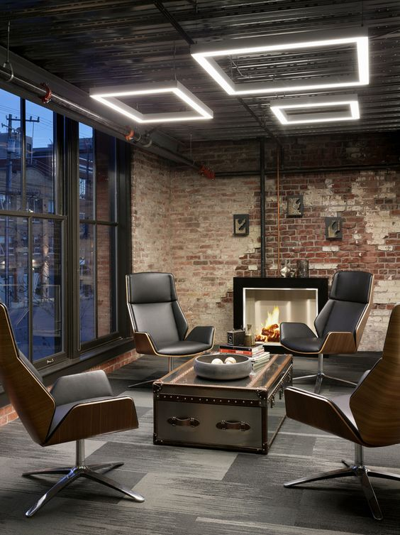 The Lights Also Come In Different Colors Which Allow You To Select A Color  That Blends Well With Your Business And Adds A Touch Of Styles To Your  Office.