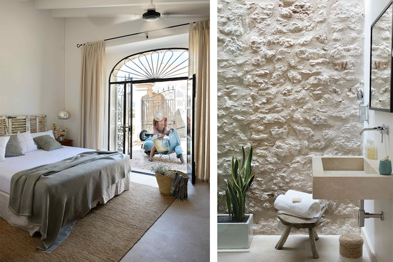 Gorgeous Retreat In Mallorca By Bloomint Interior Design
