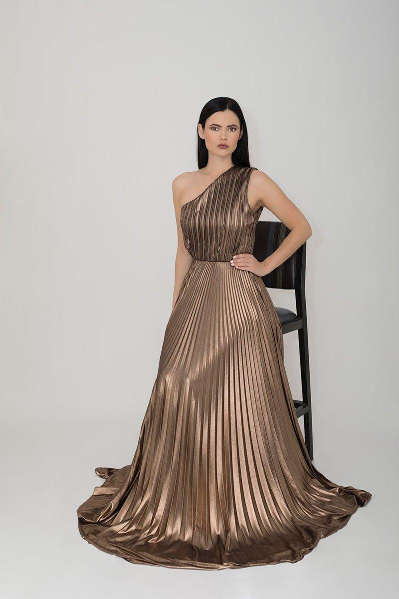 Diana Gown - Essere Vegano Vegan Clothing