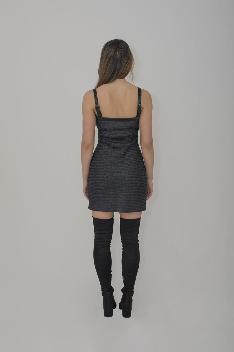 Carta Dress - Essere Vegano Vegan Clothing