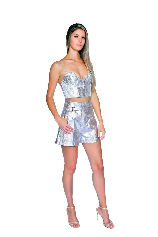 Olivia Shorts - Essere Vegano Vegan Clothing