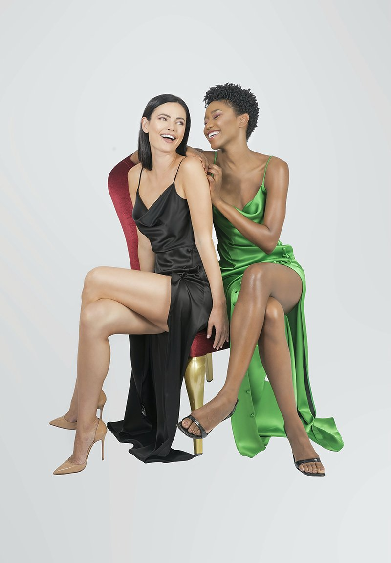 Tati Black - Essere Vegano Vegan Clothing
