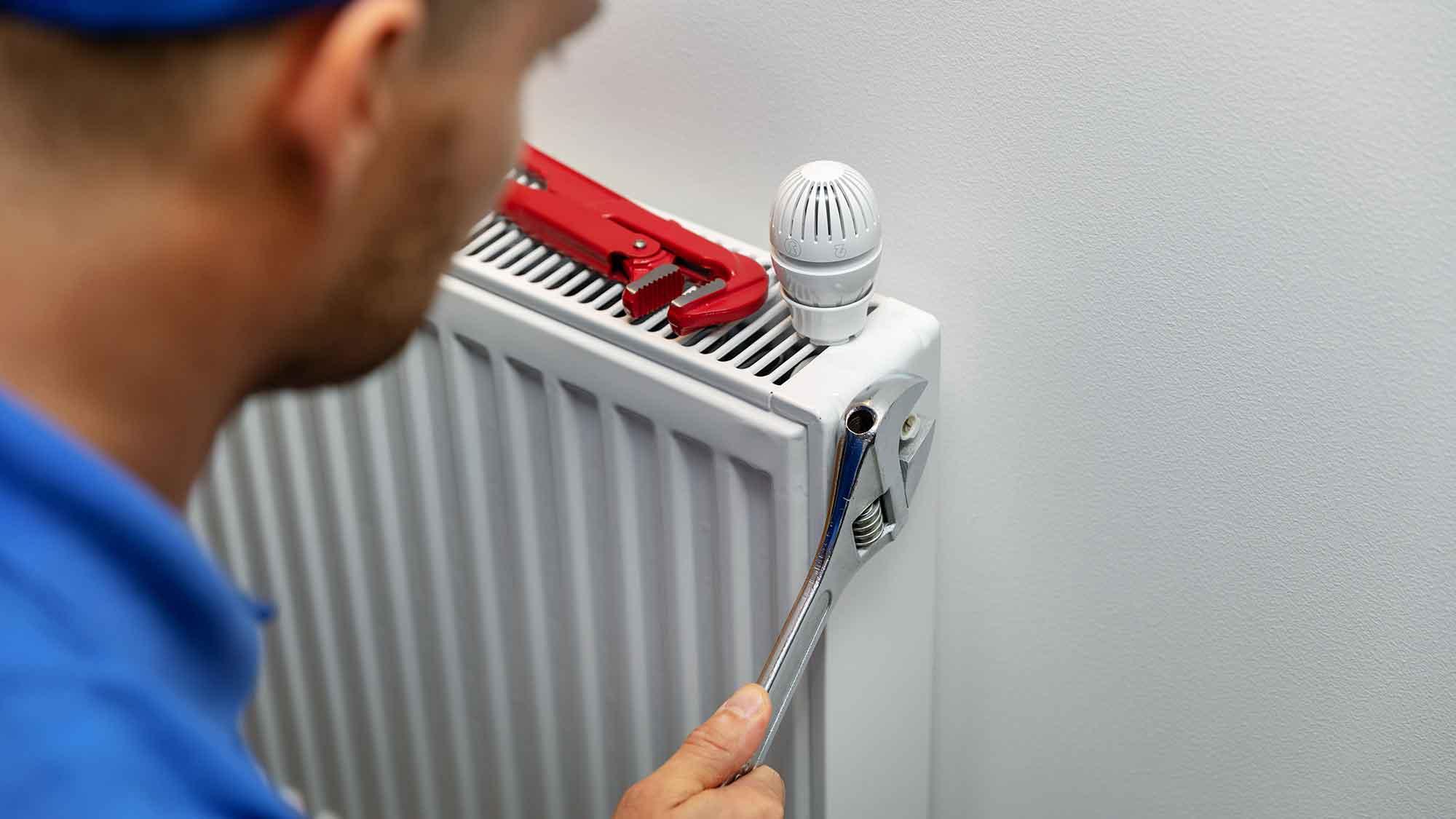 central heating installation essex maintenance leigh on sea radiator