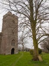 rawreth, st nicholas, essex, church