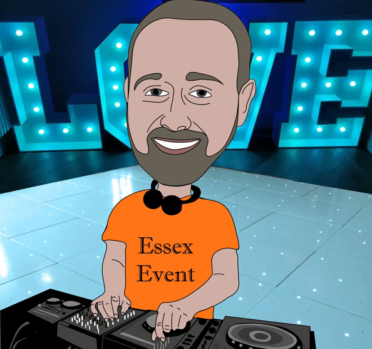 Essex Event Wedding DJ