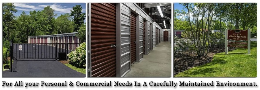 Essex Mini-Storage, Inc. - Ipswich Self Storage