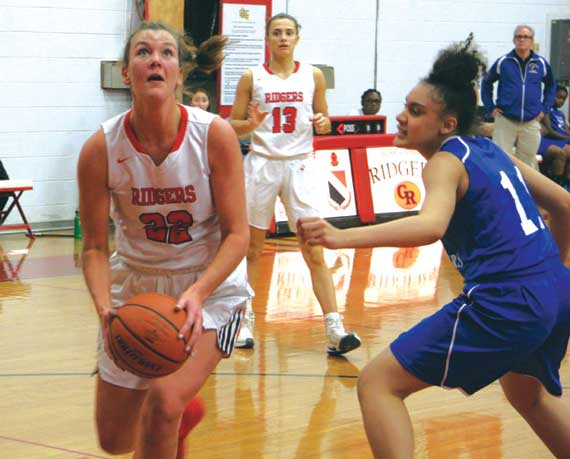 Glen Ridge HS girls basketball team is No. 8 seed in ECT