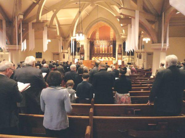 Service recalls the life of Lillian Ashenfelter