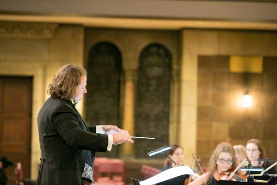 Community invited to audition for Seton Hall University choir and orchestra