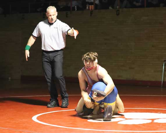 Bloomfield HS wrestlers gain valuable experience at state finals in Atlantic City