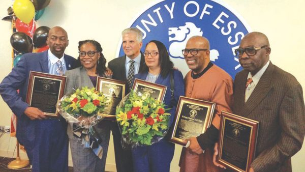 NAACP and 'Essex 5' members honored