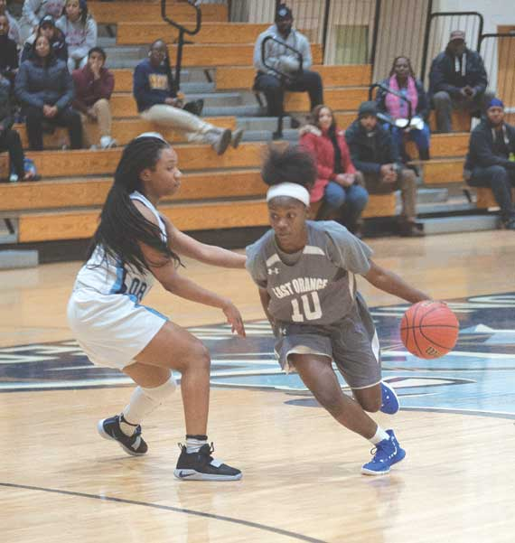 East Orange Campus HS girls basketball team is No. 6 seed in the ECT