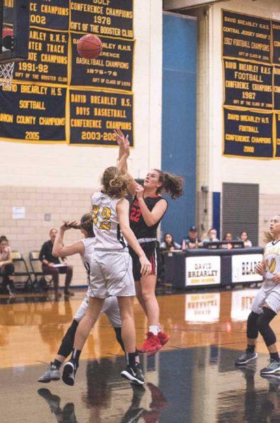 Glen Ridge HS girls basketball team advances to ECT quarterfinals