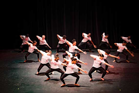 AileyDance Kids residency culminates with SOPAC grand finale