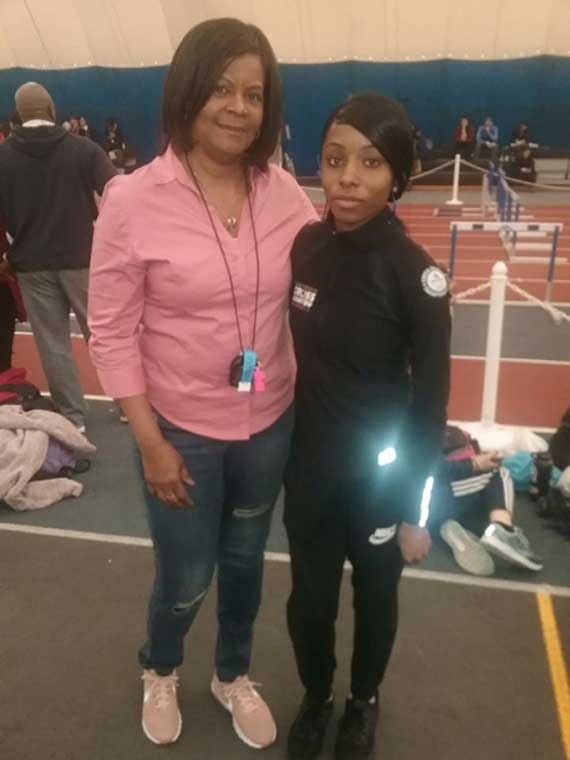 Irvington HS indoor track and field athletes give good efforts at Meet of Champions