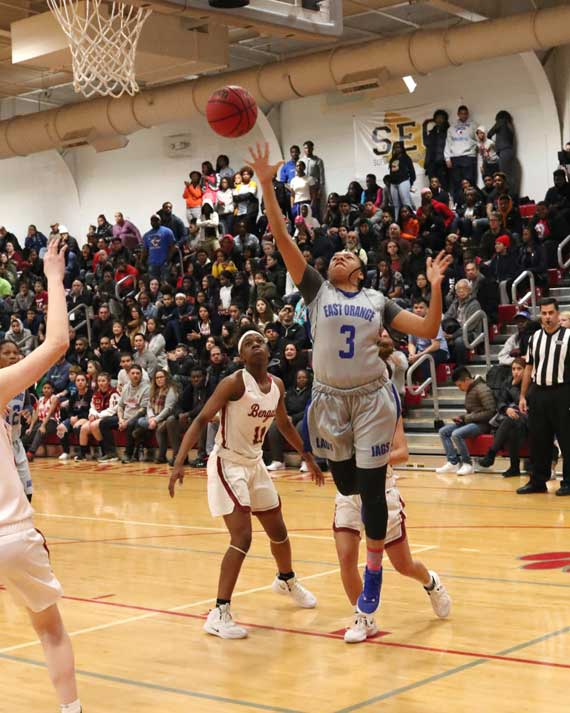East Orange Campus HS girls basketball players earn SEC honors
