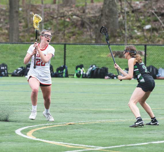 Glen Ridge HS lacrosse teams gear up for seasons