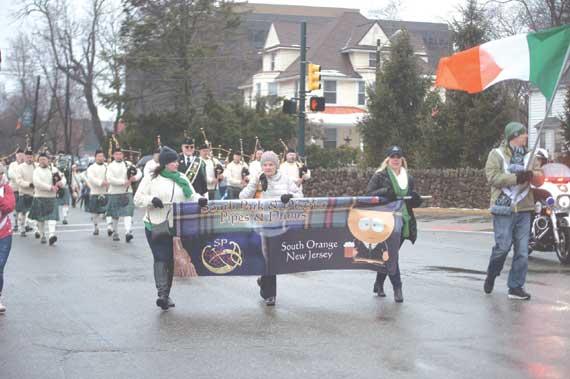 S. Orange shows Irish pride at WO St. Pat's Parade