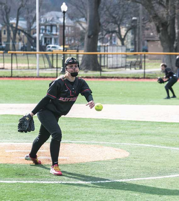 Glen Ridge HS softball team features good returning nucleus